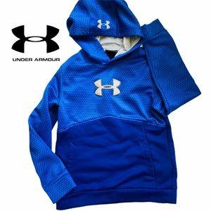 Under Armour Boys Hoodie Athletic Wear YM 8